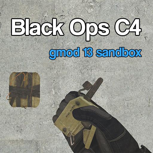 Garry's Mod – Black Ops C4 – Alex Hoffman   Portfolio